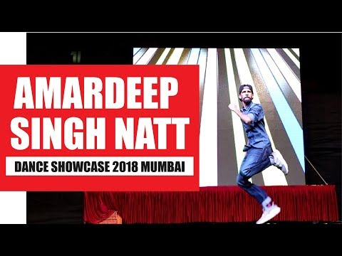 Amardeep dance - Zinda Robot NEW Dance Video  |  Dance Showcase 2018 Lonavala