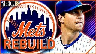 NEW YORK METS REBUILD! | MLB the Show 18 Franchise Rebuild