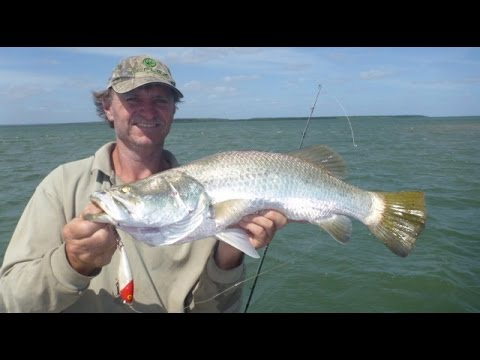 How to Catch Barramundi on Poppers | The Hook and The Cook