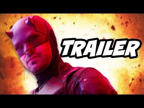 Defenders Episode 1 Promo - Daredevil and Elektra Breakdown
