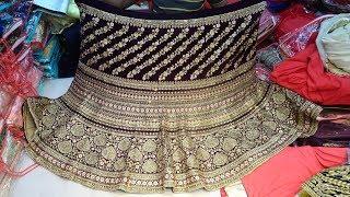 Indian Designer Lehenga | Premium Collection Of Bridal Lehenga 2018-2019 | Surat Lehenga Choli