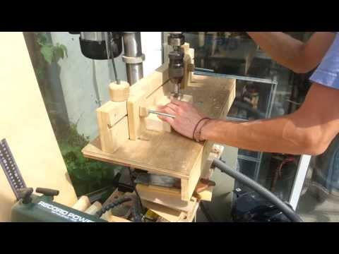 Make a simple tea light holder beginners woodworking 101
