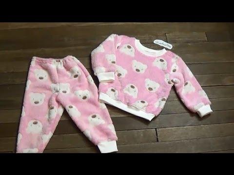 3d94fa5f2b Pijamas para NIÑOS como hacer DIY clase   56 - YouTube