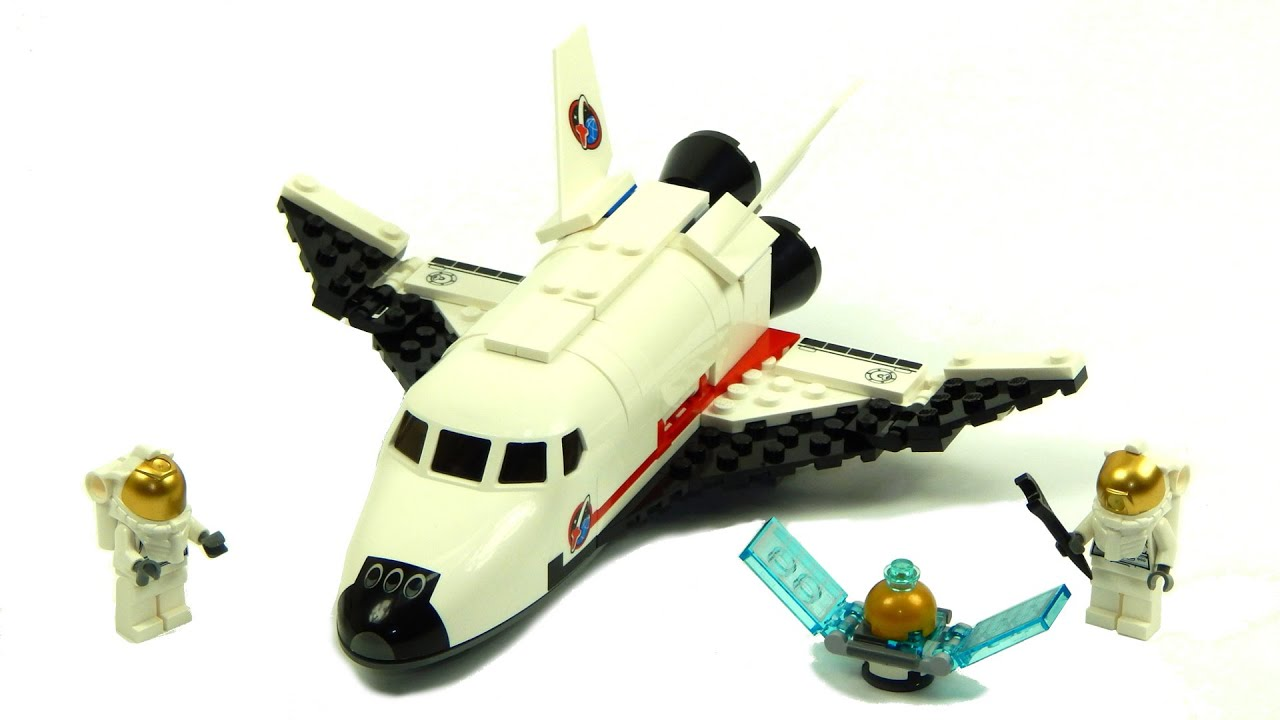 lego space shuttle speed build - photo #5