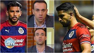 Miguel Ponce dejó a Adal SIN PALABRAS; su penal selló ELIMINACIÓN de Chivas en Copa MX | ESPN AM