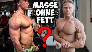 MASSE AUFBAUEN OHNE FETT