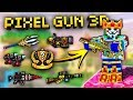 Top 10 FREE Weapons in Pixel Gun 3D! (New Update)