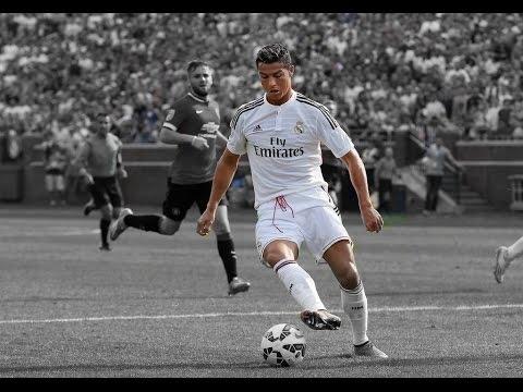 Cristiano Ronaldo STANDING Ovation in Michigan Stadium | Man.United vs R.Madrid 3-1