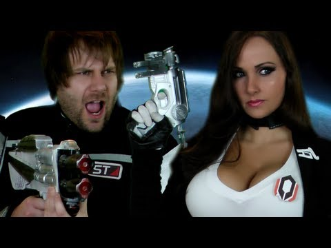 Mass Effect 3 Song Parody