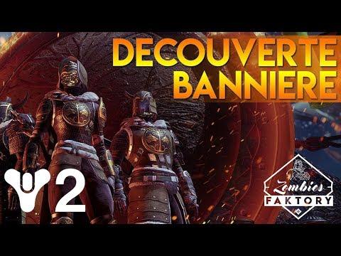 [DESTINY 2] DECOUVERTE BANNIERE DE FER !