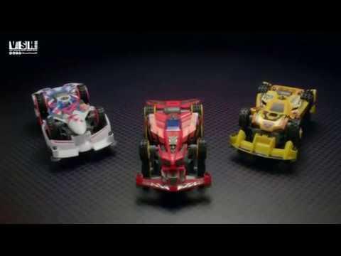 اعلان العاب موتورايس من شركة توي برو سبيستون Youtube
