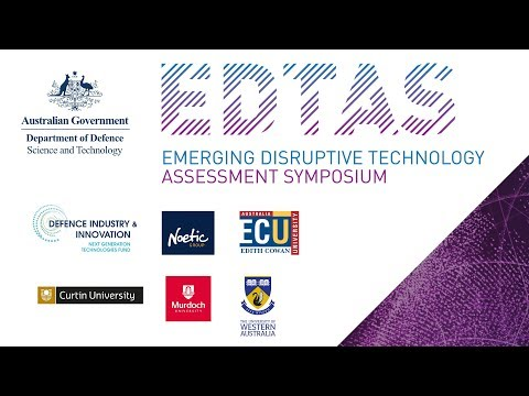 EDTAS - Space Technologies - Day 1 - Afternoon
