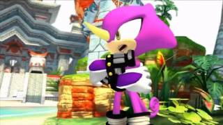Sonic Generations - Saving Espio