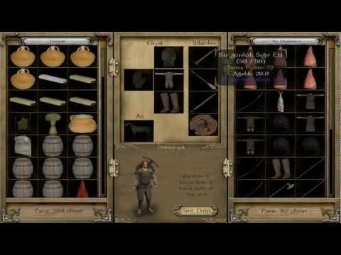 Mount&Blade Oyun Rehberi | Bölüm 1: Karakter Oluşturma ve İlk Ordu | Pc Düşünce Farkıyla