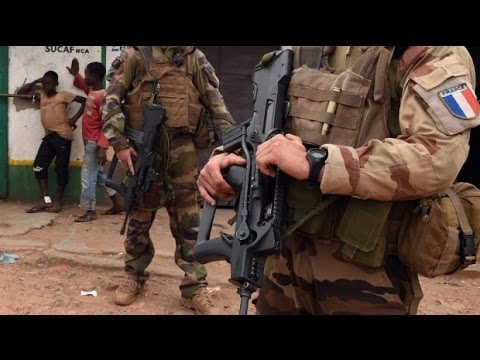 UN Peacekeepers Child Rape Cover Up in Africa