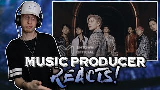 Gambar cover Music Producer Reacts to SuperM 슈퍼엠 'Jopping' MV