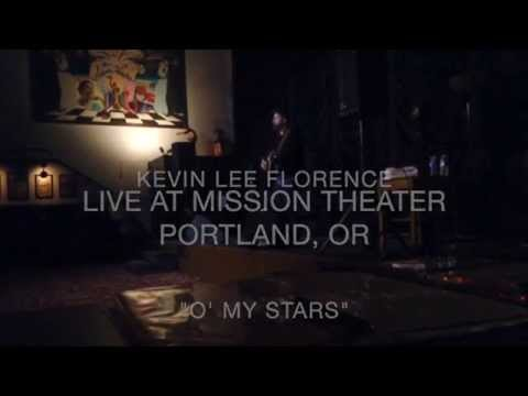 Kevin Lee Florence LIVE AT Mission Theater // Portland, Or
