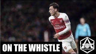 On the Whistle: Arsenal 3-0 BATE -