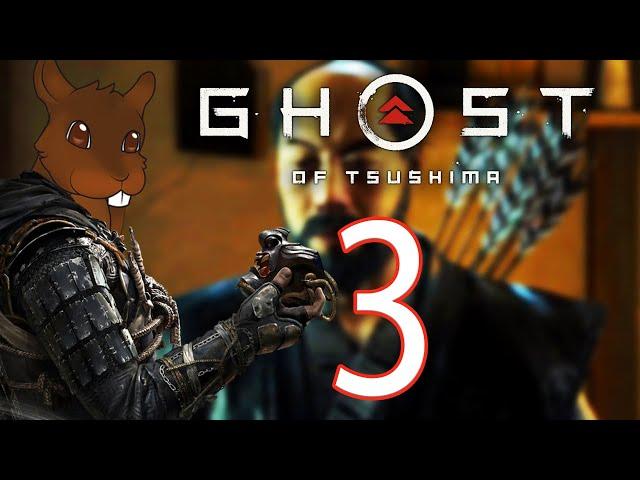 Sensei Ishikawa - Ghost of Tsushima PS4 Pro - Lethal Difficulty - Gameplay / Walkthrough - EP 3