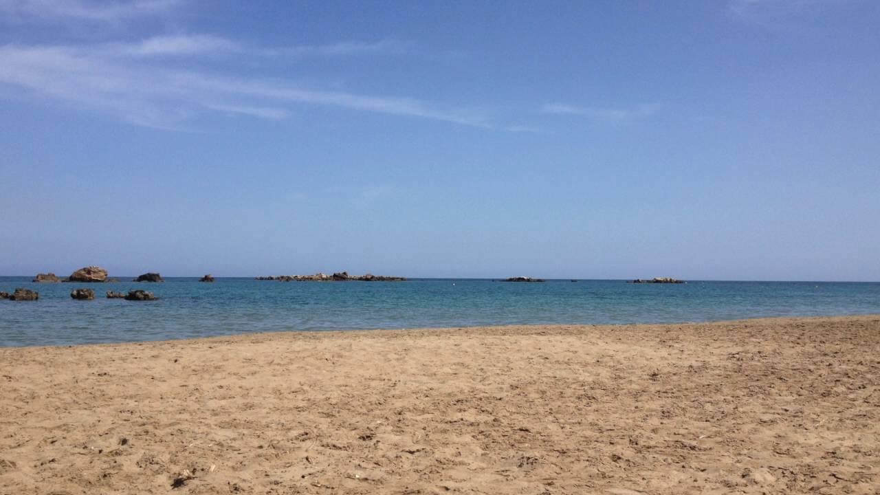Soothing binaural waves - Greek beach