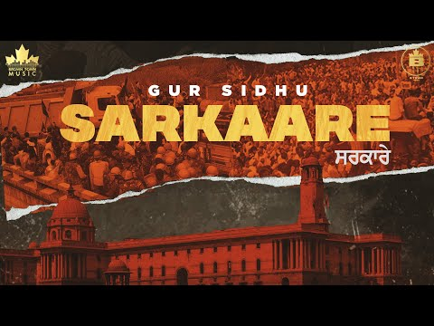 Sarkaare - Gur Sidhu   Amrit Ghudda   New Punjabi Song 2020   Brown Town Music