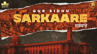 Sarkaare - Gur Sidhu | Amrit Ghudda | New Punjabi Song 2020 | Brown Town Music