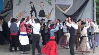 Grupo Folclórico de Pedralva, Anadia - Chora a Videirinha
