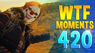 PUBG Daily Funny WTF Moments Highlights Ep 420