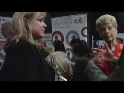 North London Women's Job Fair - 2013 - (long version)