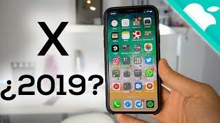 iPhone X en 2019 - ¿Vale la pena?
