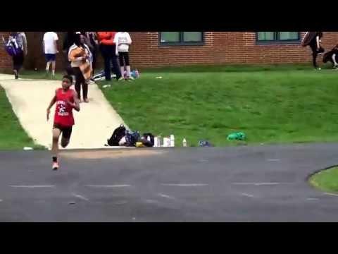 Springer Middle School - Khalil (Newark Charter) 400m 04.14.15