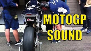 motogp start engine sound compilation honda yamaha suzuki