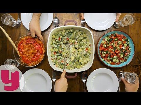 Diğer Tüm Renkleri Unutturan Akım: Simsiyah, Geceden Karanlık Yiyecekler