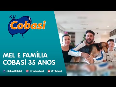 Mel e família | Aniversário Cobasi: 35 anos de momentos especiais
