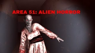 [New Android Horror game]- Area 51-Alien Horror