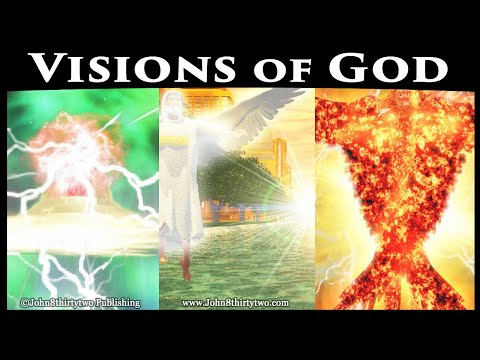 Triple Feature:The Throne of God,Ezekiel's Vision,New Jerusalem – Visions of Heaven & God (pictures)