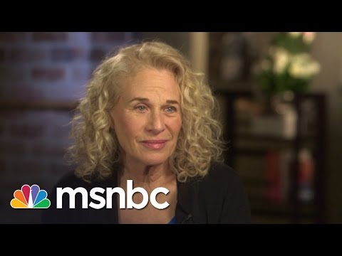 Carole King: 'I Never Thought About Gender' | msnbc