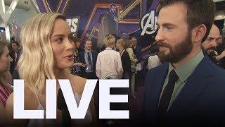 'Avengers: Endgame' World Premiere In LA   ET Canada LIVE