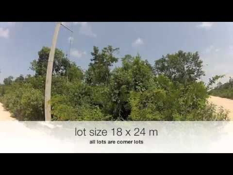 land for sale mexico - Tulum Real Estate Residential Land for sale