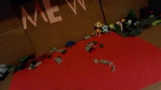 How to build Lego Tiger Tank german
