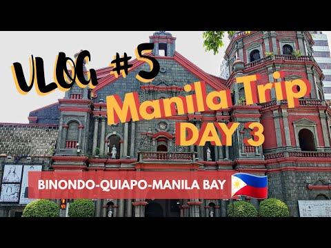 vlog-#5-manila-trip-day-3-|-binondo-quiapo-manila-bay-|-jalan-jalan-ke-filipina-🇵🇭