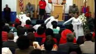Dunamis Praise Dancers - Shekinah Glory - Before The Throne""