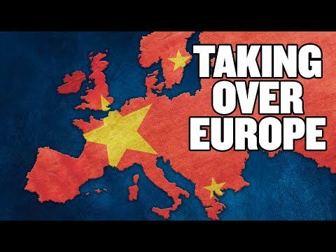 How China Is Taking Over Europe's Ports | CCP Trade, Economy, and Politics