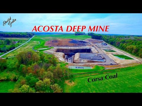 New Mine Opens In Pennsylvania