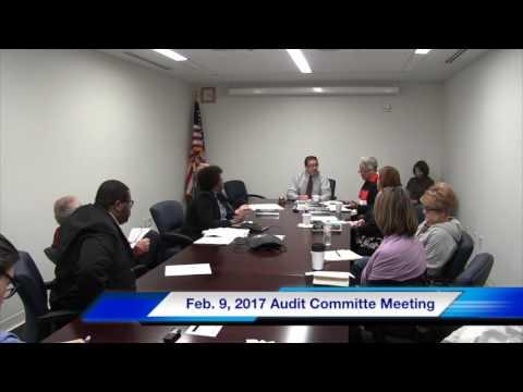 2 9 17 audit committee meeting