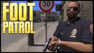 COPS - Foot Patrol - (Altis Life RPG) (Arma 3)