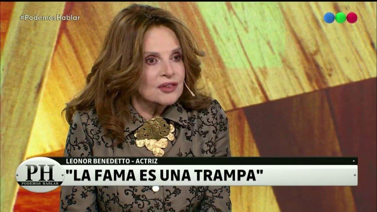 """Download Leonor Benedetto se confiesa: """"Haciendo Rosa de lejos fui muy infeliz"""" - Podemos Hablar 2021"""