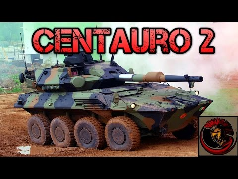 Centauro 2 Fire Support Vehicle - Overview and Opinion