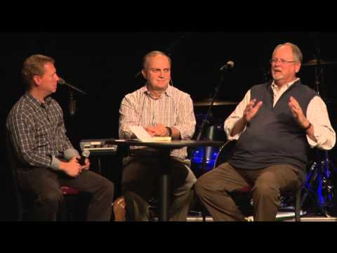 Q & A with Byron Paulus and Bill Elliff