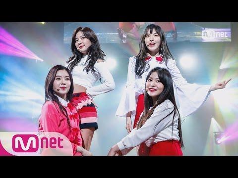 [KCON Mexico] Red Velvet-INTRO+Rookie 170330 EP.517ㅣ KCON 2017 Mexico×M COUNTDOWN M COUNTDOWN 170330